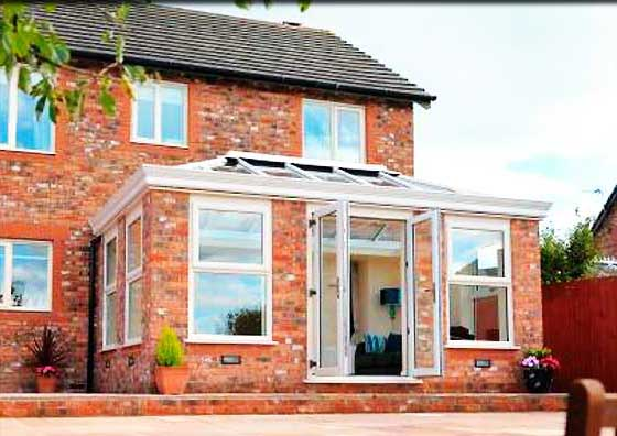 conservatories chesterfield