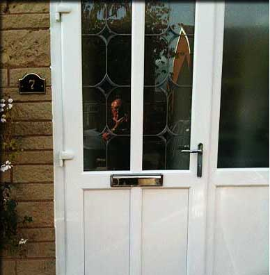 exterior doors in chesterfield