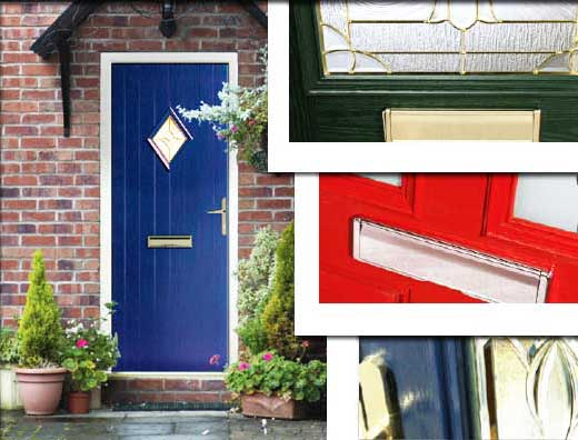 exterior composite doors in sheffield  sc 1 st  J P Windows Sheffield & Replacement Exterior Doors | Sheffield Chesterfield Dronfield