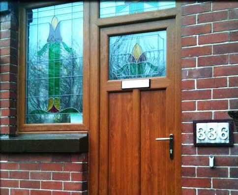 Replacement Exterior Doors Sheffield Chesterfield Dronfield