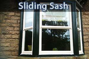 sash double glazed replacement windows in sheffield close up