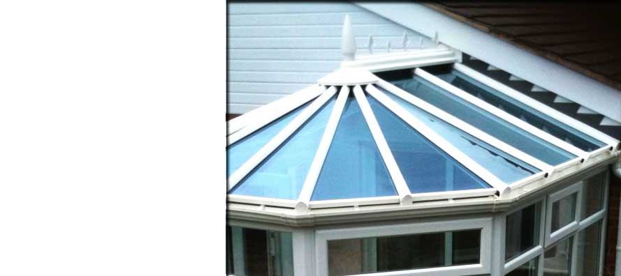 a wonderful conservatory including matching soffits on this chesterfield design